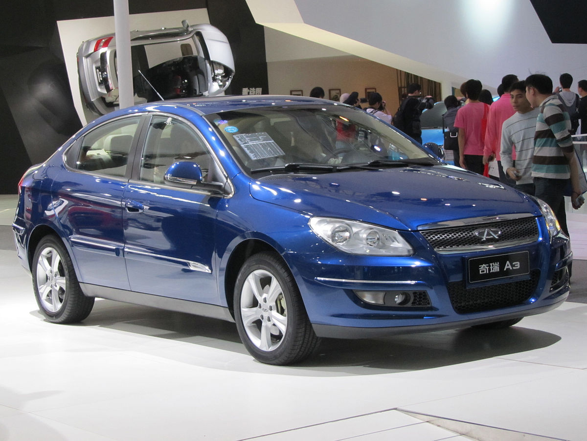 Together with Chery M11 Hatchback in a new era