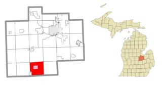 Chesaning Township, Michigan Civil township in Michigan, United States
