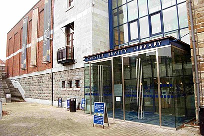 How to get to Chester Beatty Library with public transit - About the place