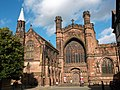 Chester Cathedral from Northgate Street (11).JPG