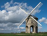 Chesterton Windmill, Chesterton - 2018 - from the north-west.jpg