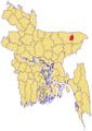 Chhatak Upazila Map.png