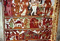 Chidambaram Temple - painted ceiling (5719175683).jpg