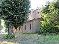 Chiesa della Purificazione di Maria Vergine (Santa Maria del Piano, Lesignano de' Bagni) - abside e lato sud 2019-06-26.jpg