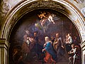 Chiesa di San Giovanni Evangelista Cappella Madonna del Tabarrino Purificazione di Maria Nuvoloni Brescia.jpg