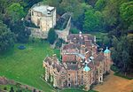 Chilham Castle aerial view.jpg
