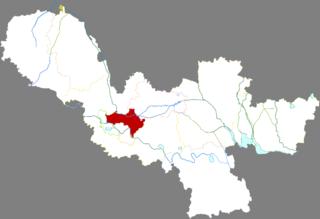 Gulou District, Xuzhou District in Jiangsu, Peoples Republic of China