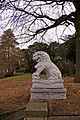 Chinese Guardian Lion, Kew Gardens, Surrey - geograph.org.uk - 1179319.jpg