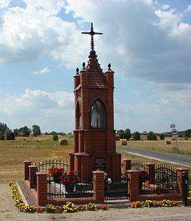 Chociszewo, Kuyavian-Pomeranian Voivodeship Village in Kuyavian-Pomeranian, Poland