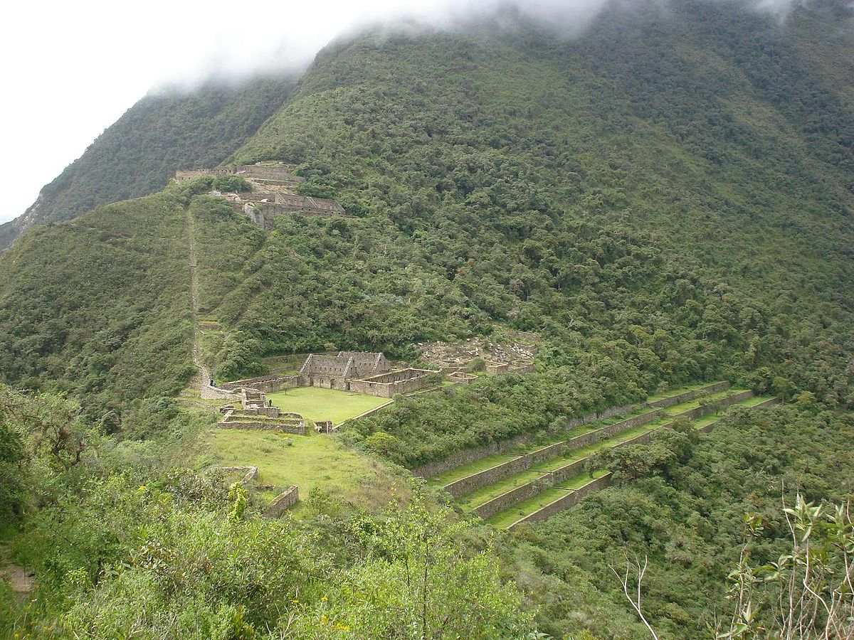 Choquequirao Travel Guide At Wikivoyage
