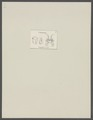 Chorinus longispina - - Print - Iconographia Zoologica - Special Collections University of Amsterdam - UBAINV0274 095 09 0006.tif