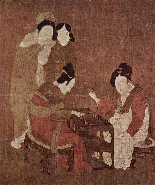 zhou fang - image 1