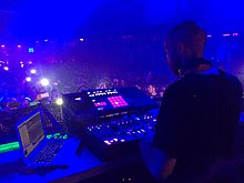 Chris Liebing al Cocoricò nel gennaio 2015
