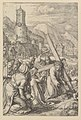 Christ Carrying the Cross, from The Passion of Christ MET DP820978.jpg
