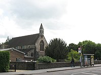 Christ Church, Purley - geograph.org.uk - 1314672.jpg
