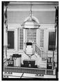 Christ Church (Episcopal), Columbus and Cameron Streets, Alexandria, Independent City, VA HABS VA,7-ALEX,2-45.tif