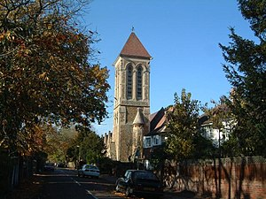 East Sheen - Christ Church, East Sheen
