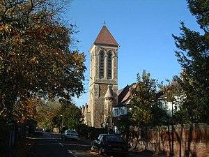 East Sheen - Christ Church, East Sheen