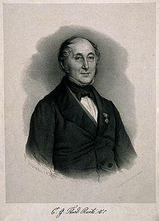 Christian Georg Theodor Ruete German ophthalmologist