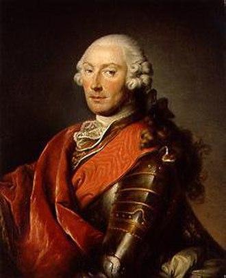 Christian IV, Count Palatine of Zweibrücken - Christian IV, Count Palatine of Zweibrücken