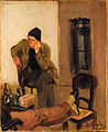 Christian Krohg - Charles Lundh in conversation with Christian Krohg - Google Art Project.jpg
