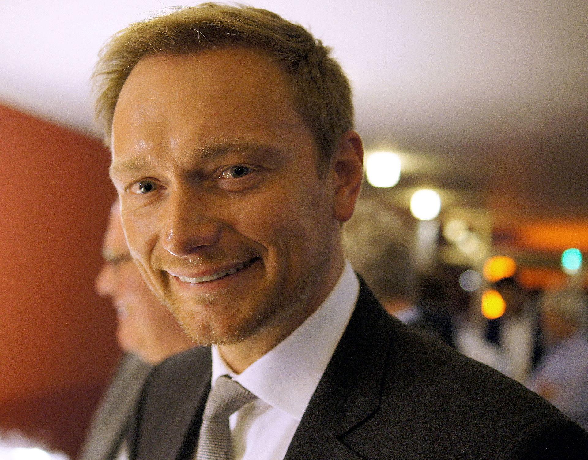 Maischberger Christian Lindner