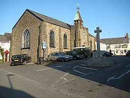 Church in the centre of Hartland - geograph.org.uk - 1570179.jpg