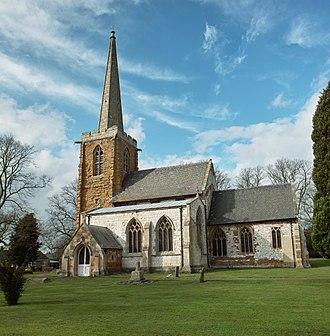 Ulceby, North Lincolnshire - Church of St. Nicholas
