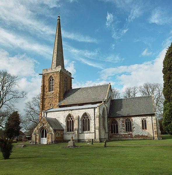 File:Church of St. Nicholas, Ulceby.jpg - Wikimedia Commons