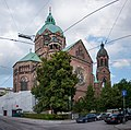Church of St Lukas - Munich, Germany - panoramio.jpg