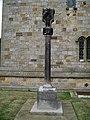 Church of St Oswald, Lythe - geograph.org.uk - 1408982.jpg