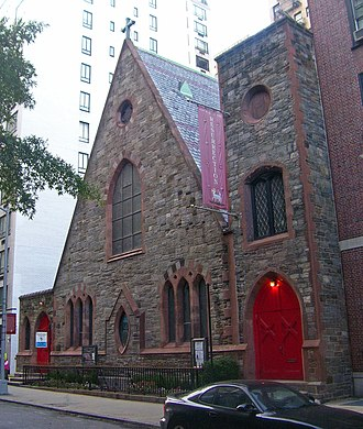 74th Street (Manhattan) - Church of the Resurrection