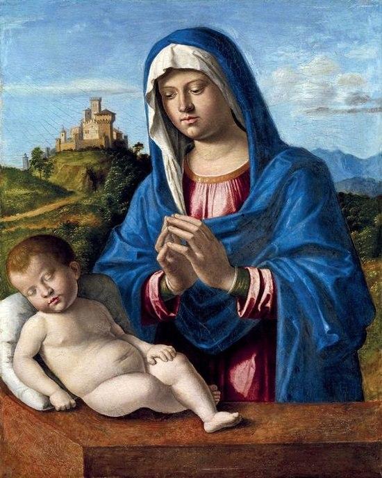 Cima da Conegliano - Madonna col Bambino, Minneapolis