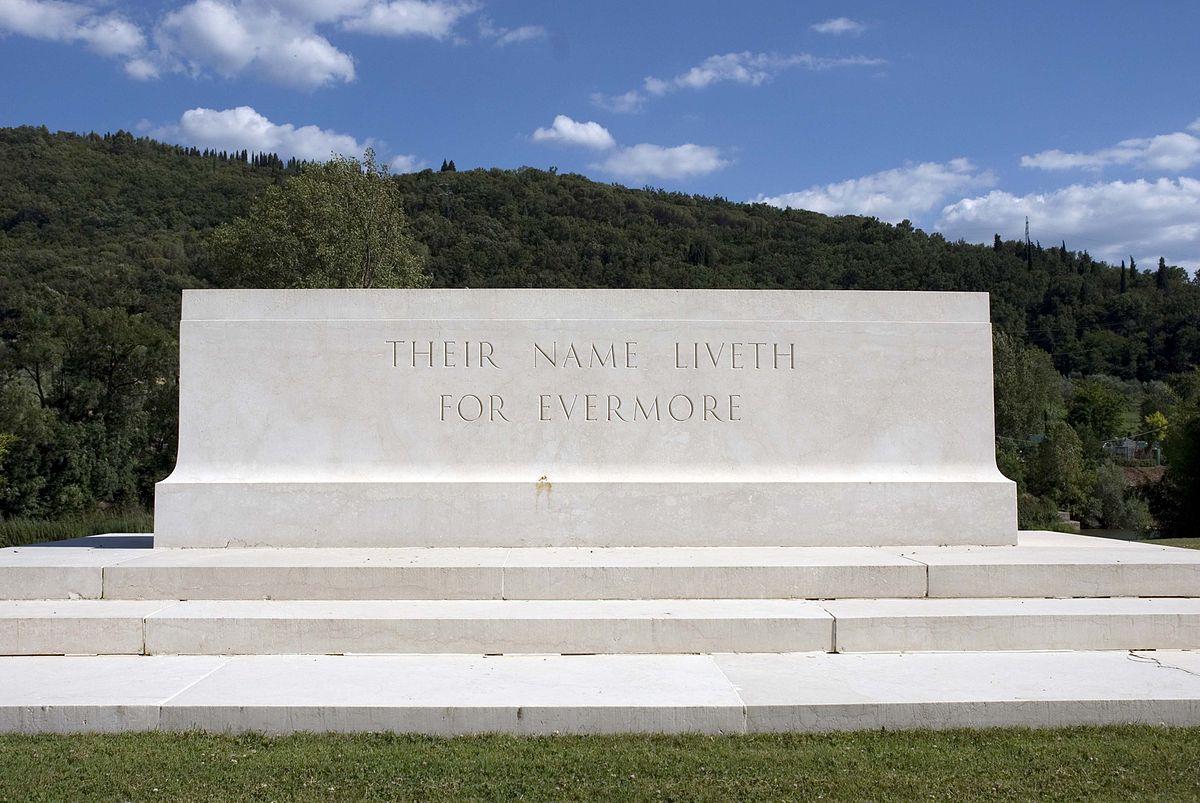 Stone Of Remembrance Wikipedia