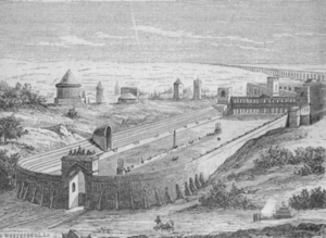 Circus of Maxentius - Circus of Maxentius in ancient times