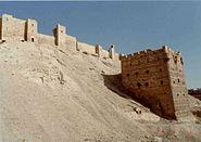 Citadel of Aleppo - South Bastion