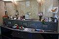 City of London Cemetery Columbarium tribute preparation area 1.jpg