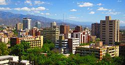 Ciudad de Mendoza, la cuarta ciudad más poblada del país..jpg