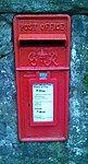 Clackmannan Original GR VI Wall Post Box Still in use.jpg