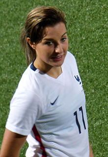 Claire Lavogez French association footballer
