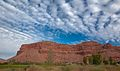 Classic shot of the American Southwest from near Kanab, Utah (8115193424).jpg
