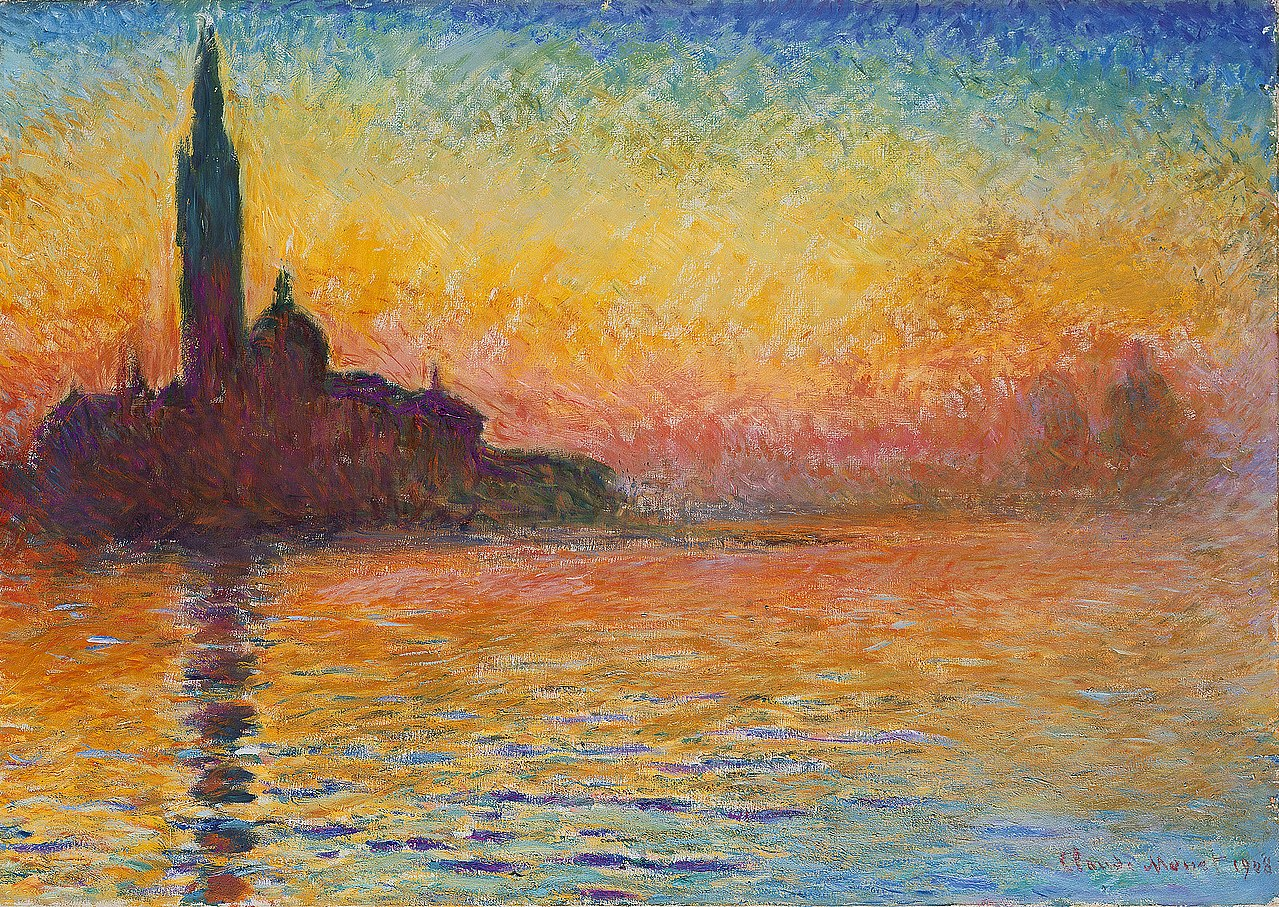 File claude monet saint georges majeur au cr for Monet paintings images