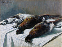 Claude Monet - Still Life with Pheasants and Plovers - Google Art Project.jpg