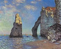 Claude Monet The Cliffs at Etretat.jpg