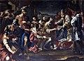 Clemente VIII riconsegna agli Anziani le chiavi della città di Bologna.JPG