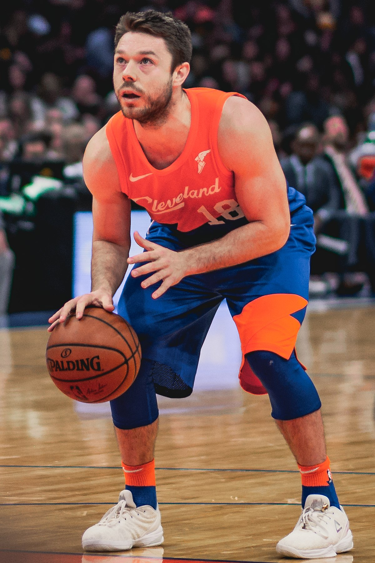 Cleveland Basketball Team >> Matthew Dellavedova Wikipedia