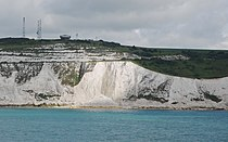 Cliffs of Dover with fresh subsidence.jpg