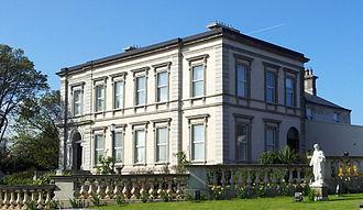 Clonturk - Rosminians centre, Clonturk House