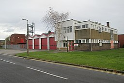 Coalville fire station - geograph.org.uk - 288287.jpg