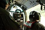 Coast Guard footage of Air Station Houston helicopter aircrew conducting overflight assessment for flooding in southeast, Texas 160419-G-QG329-034.jpg